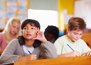 ADHD in Elementary School.